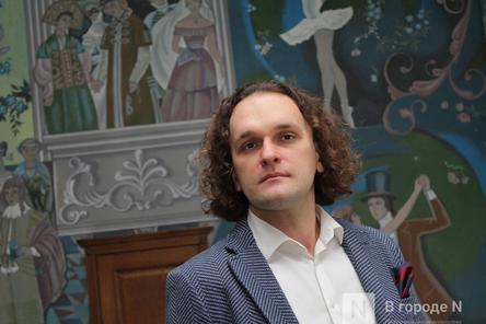 С федерального канала в Нижний Новгород: первое интервью нового главного дирижера оперного театра