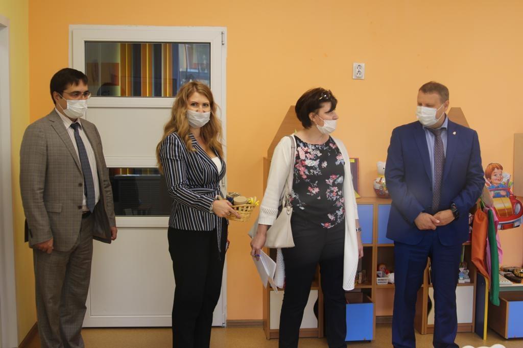 Семь детсадов проверили в Ленинском районе перед новым учебным годом - фото 1