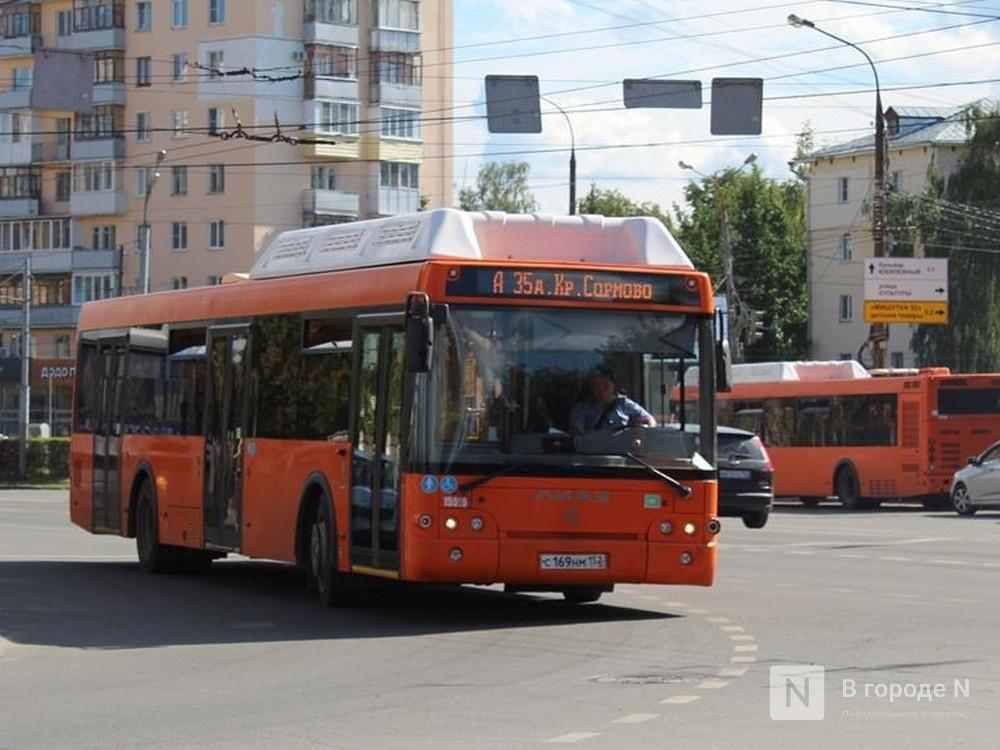 Транспорт Нижнего Новгорода возвращается к прежнему режиму работы