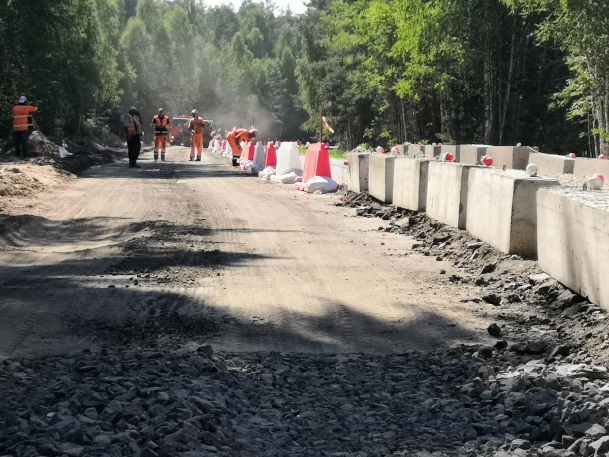 125 млн рублей направят на ремонт 2 км трассы Владимир – Муром – Арзамас - фото 1