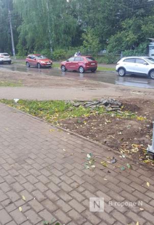 Подрядчик восстановит благоустройство у площади Маршала Жукова в течение месяца - фото 2