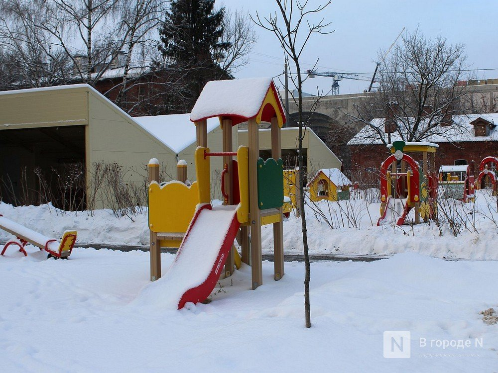 Стали известны сроки сдачи трех строящихся в Нижнем Новгороде детских садов - фото 1