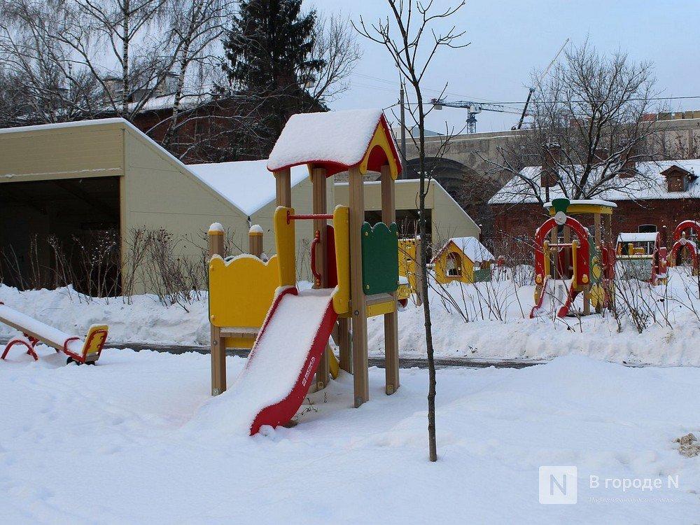 Стали известны сроки сдачи трех строящихся в Нижнем Новгороде детских садов