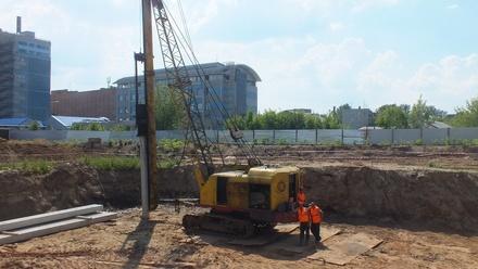 В Нижнем Новгороде количество строящихся социальных объектов увеличилось вдвое