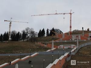 Восстановление Чкаловской лестницы началось в Нижнем Новгороде