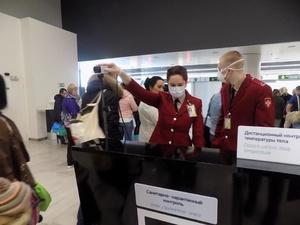 Около 80 нижегородцев не предоставили результаты тестов на коронавирус, вернувшись из-за границы