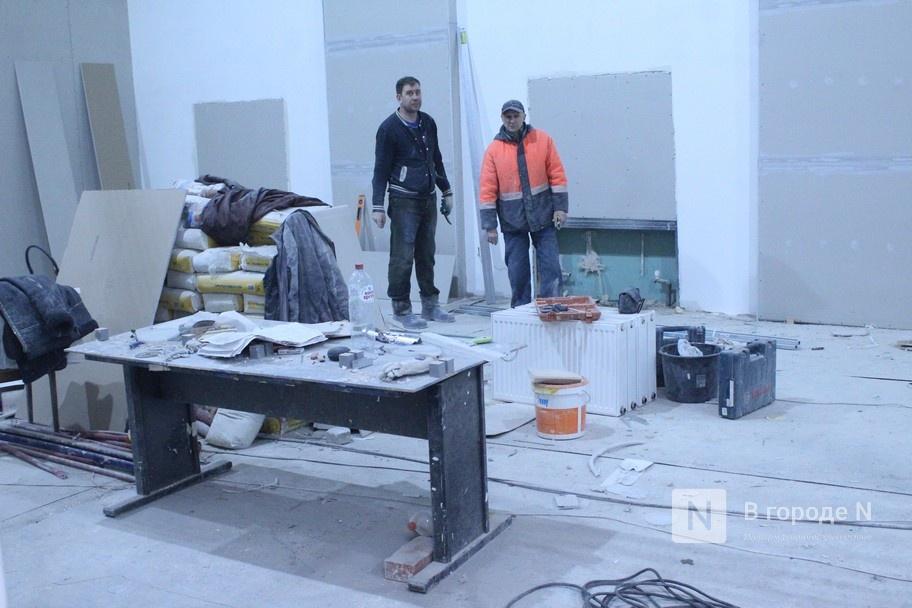 Как идет обновление центра культуры «Рекорд» в Нижнем Новгороде - фото 6