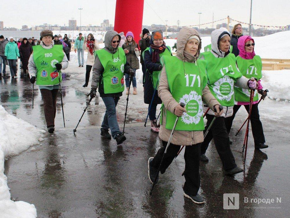 Клубы скандинавской ходьбы появились во всех районах Нижнего Новгорода - фото 1