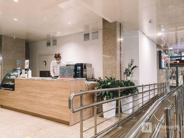 Отдохнуть и провести конференцию: новые залы открылись для пассажиров железнодорожного вокзала Нижний Новгород - фото 4