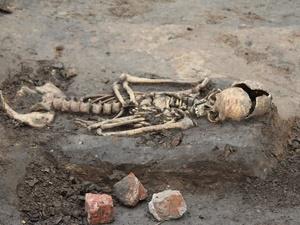 Новые находки на старом кладбище: что обнаружили археологи в Нижегородском кремле