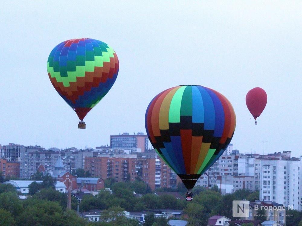 Десять аэростатов поднимутся над Нижним Новгородом - фото 1